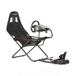 Геймерське крісло з кріпленням керма Playseat Challenge Black / Blue