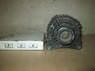 №145  Б/у Генератор  120A   045903023A   0124515022 для VW Golf VI Passat B5 2008-2012