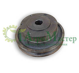 Шкив водяного насоса ЮМЗ Д65-1307016-А 1-ручейный
