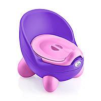 """Детский горшок-кресло """"Pasa"""" Irak Plastik, фиолетовый"""