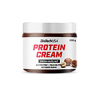 Шоколадно-ореховая паста BioTech Protein Cream, 200 грамм
