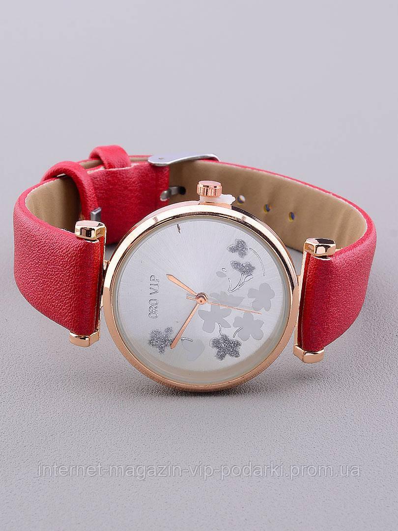 081055 Наручные часы Эко кожа