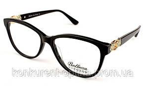 Женские овальные очки Bellessa 110351