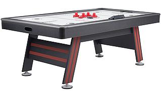 Стационарный игровой стол аэрохоккей Start Line - 213.3 х 121.9 х 81.3 см, c электронным LED счетчиком