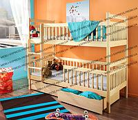 Двухъярусные кровати Славко, фото 1