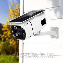 Автономна 4G камерa на сонячній батареї