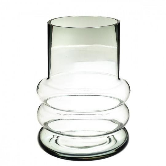 "Стеклянная ваза ""Тень на песке"""