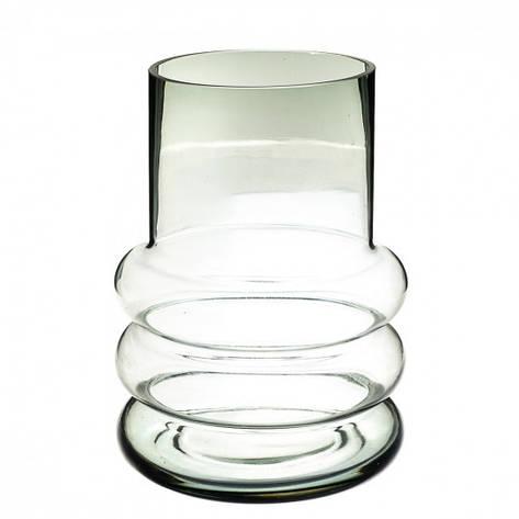 "Стеклянная ваза ""Тень на песке"", фото 2"
