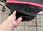 Сумка на багажник велосипеда. Велосумка на багажник для велосипеда загальним обсягом 27L. Колір чорний, фото 6