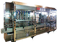 Линии розлива  для подсолнечного масла (от производителя)