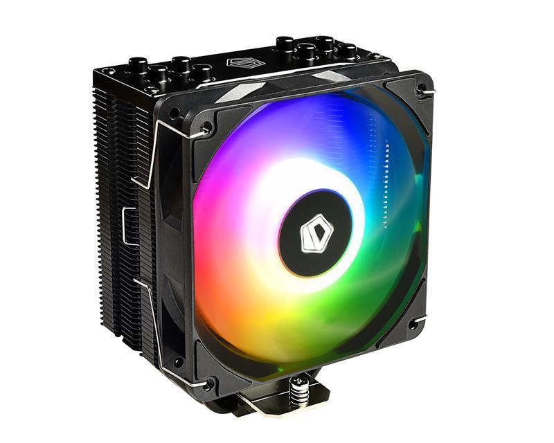 Кулер процессорный ID-Cooling SE-224-XT ARGB, Intel 1200/2066/2011/1150/1151/1155/1156, AMD AM4, 154x120x73 мм