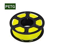 Пластик (филамент) для 3d принтера PETG (полиэтилентерефталата) катушка 1 кг, 1,75 мм.