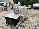 Охолоджувач молока/Охолоджувач молока Б/У DELAVAL 1600 л, фото 3