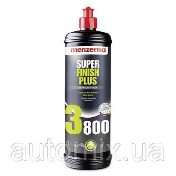 Полировальная паста Menzerna Super Finish Plus 3800 антиголограмная 1 л