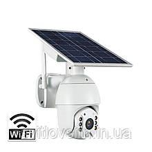 Автономна камерa на сонячній батареї з Wi-Fi і 4G