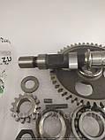 Распредвал клапанів двигуна R180 (Zubr), фото 3