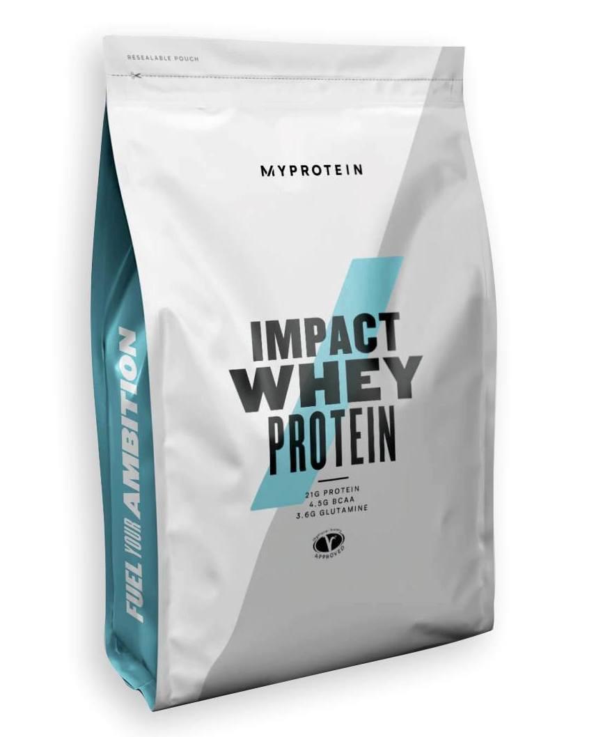Impact Whey Protein - 2500g Strawberry-Cream