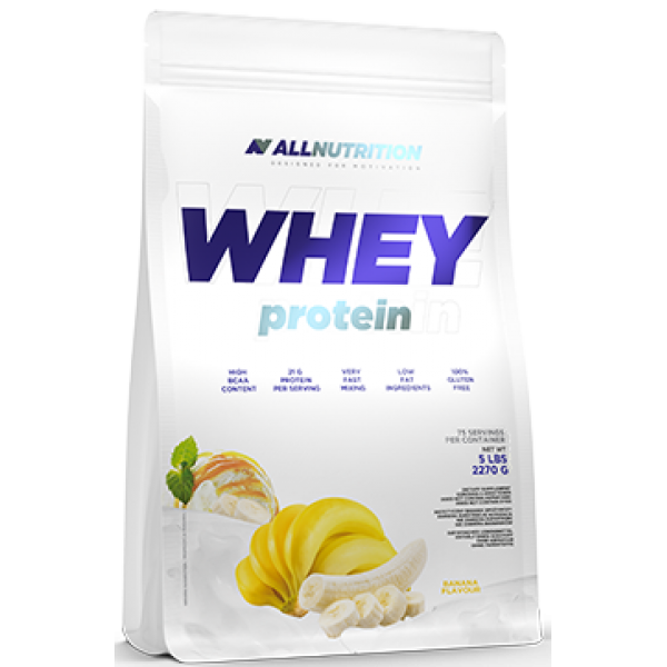 Whey Protein - 2200g Banana