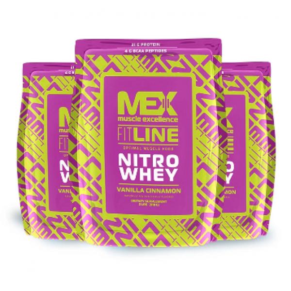Nitro Whey - 2270g Chocolate