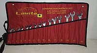 Набор ключей рожково-накидных 15шт (Lavita)