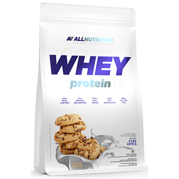Whey Protein - 2200g Cookies