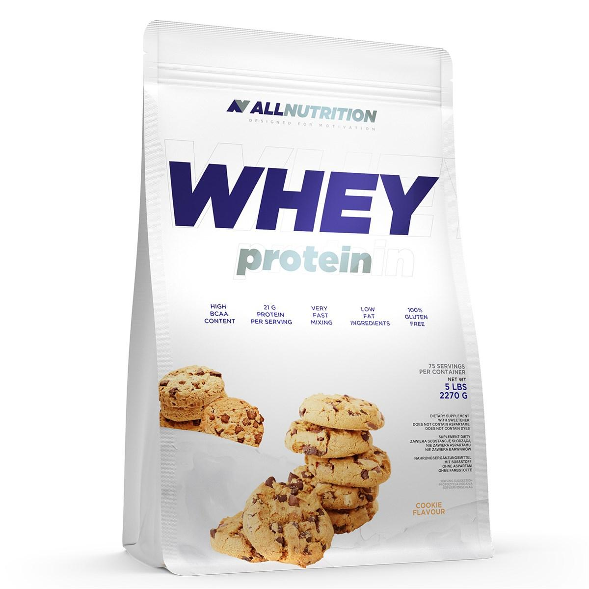 Whey Protein - 2200g Chocolate Nougat