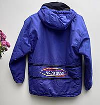 Спортивна куртка весна - осінь Розмір 164 ( 104-х), фото 3