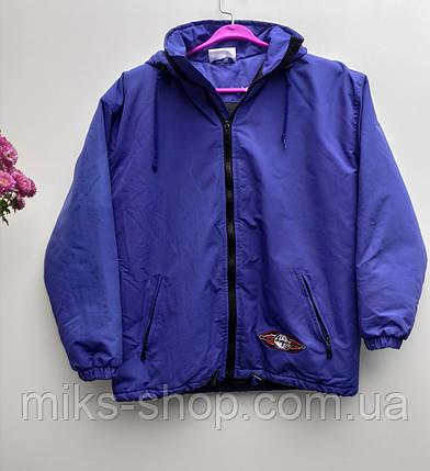 Спортивна куртка весна - осінь Розмір 164 ( 104-х), фото 2