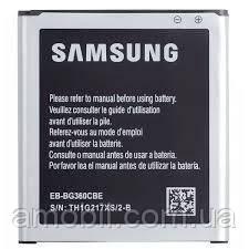 Аккумулятор Samsung G360 / G360H / G361 / J200 / (EB-BG360CBC) б/у orig
