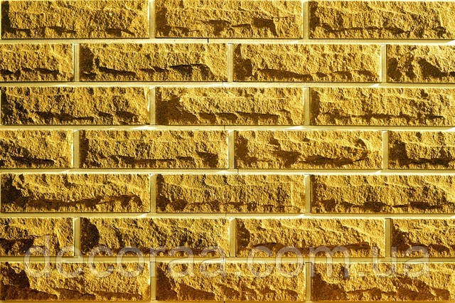 Полиуретановые формы для производства искусственного камня «Рваный кирпич», фото 1