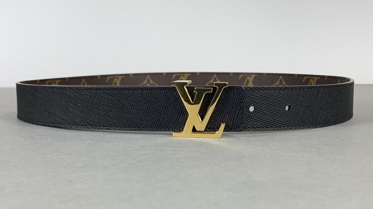 Ремінь Louis Vuitton двосторонній (Луї Віттон) арт. 70-03