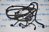 Проводка переднего бампера Ford Fusion mk5 13-16 с птф с парктрониками