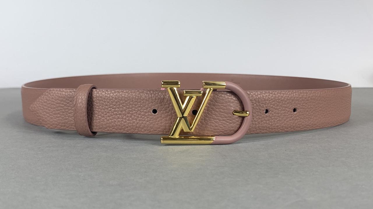 Ремень женский Louis Vuitton LV ESSENTIAL (Луи Виттон) арт. 70-49