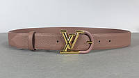 Ремень женский Louis Vuitton LV ESSENTIAL (Луи Виттон) арт. 70-49, фото 1