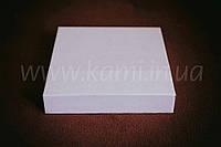 Коробка чотирикутна 140*115*95 мм біла