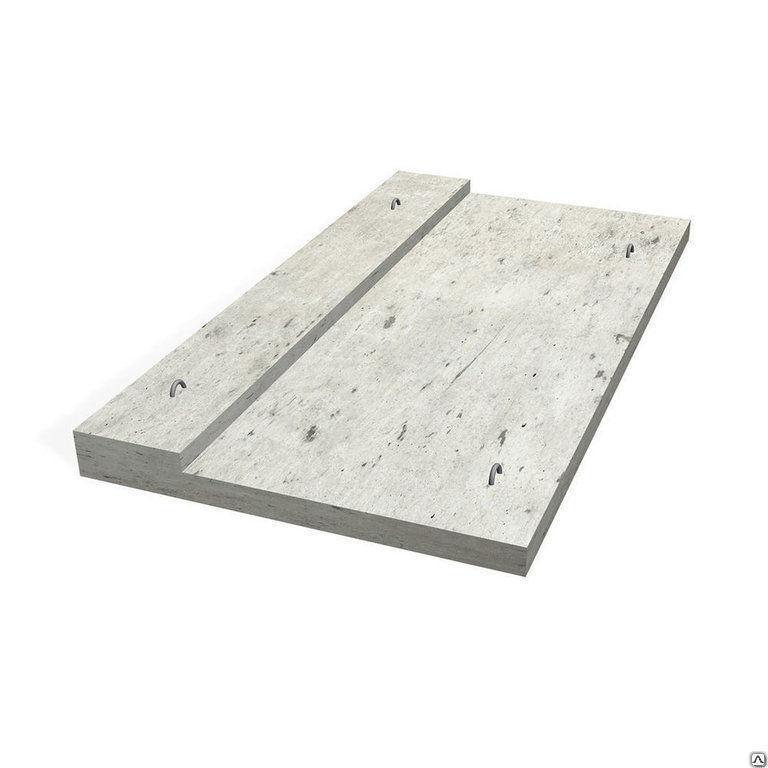 Балконные плиты ПБ 1-1