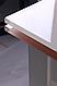 Обеденный стол Афины AMF, черный стекло антрацит, фото 4