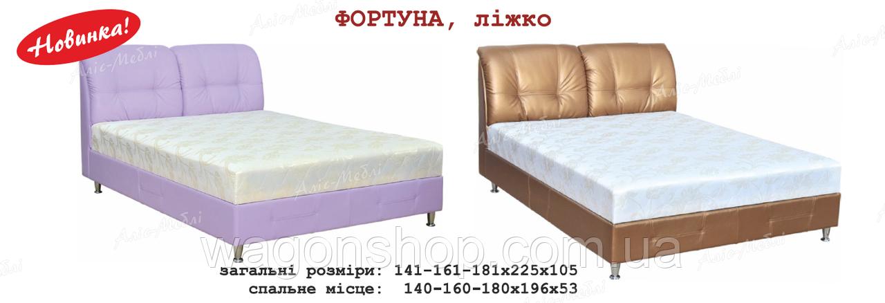 Кровать-подиум Фортуна 140 Алис