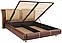 Кровать-подиум Дуэт 160 Алис, фото 4