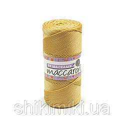 Полипропиленовый шнур PP Macrame, цвет Янтарный