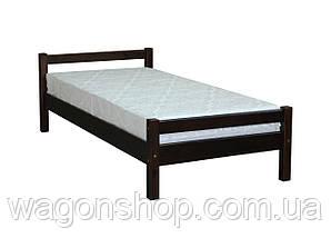 Ліжко дерев'яна Л-120