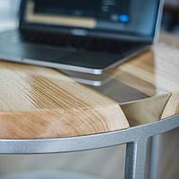Кофейный журнальный столик