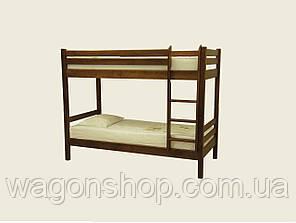 Дитяча двох'ярусна ліжко Л-302