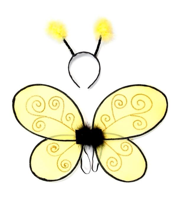Набор крылышки обруч для головы Bumblebee Great Pretenders (16310)