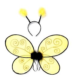 Набір крильця обруч для голови Bumblebee Great Pretenders (16310)