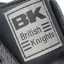Высокие кеды British Knights Roco Fold PU Mens Trainers, 25 см длина стельки, фото 2
