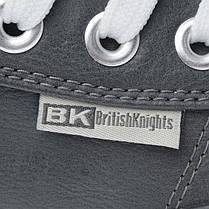 Высокие кеды British Knights Roco Fold PU Mens Trainers, 25 см длина стельки, фото 3