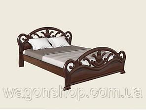 Кровать деревянная Скиф Л-222