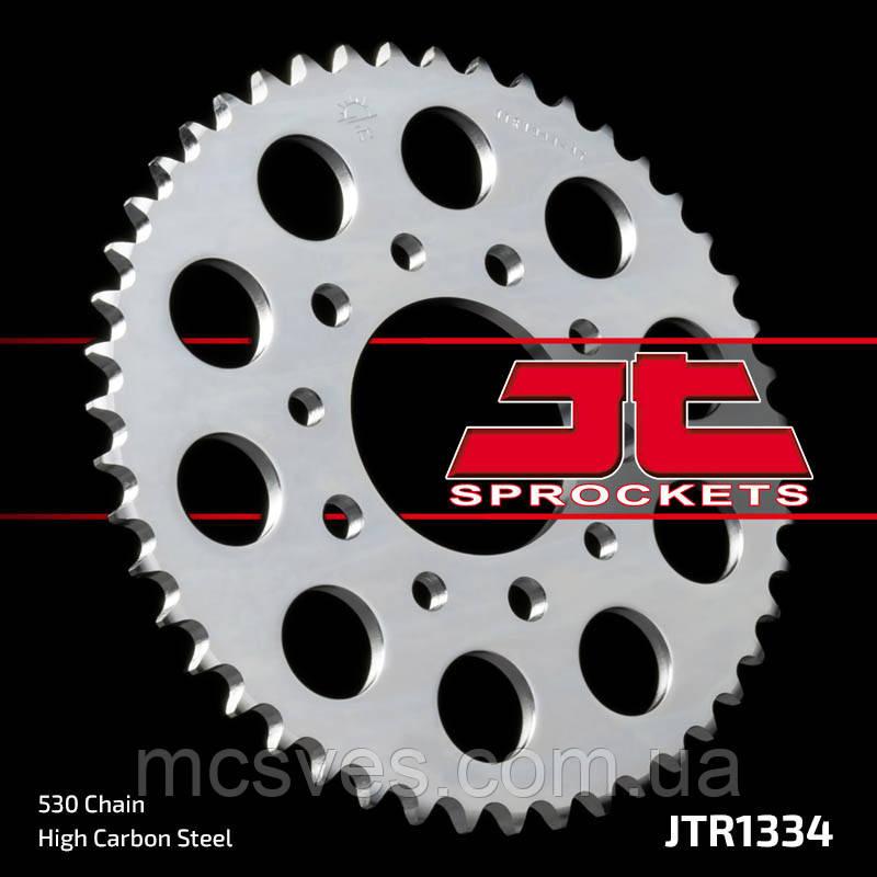 Звезда задняя стальная  JT JTR1334.40 JT Sprockets