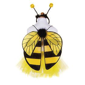 Набір спідниця крильця обруч для голови Glitter Bumblebee Great Pretenders (435050)
